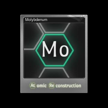 Steam Community Market Listings For 568500 Molybdenum Foil