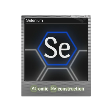 Steam Community Market Listings For 568500 Selenium Foil Trading