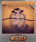 Wanted! Mustache Jones