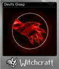 Devil's Grasp