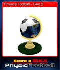 Physical football - Card 2