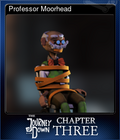 Professor Moorhead