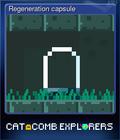 Regeneration capsule