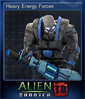 Heavy Energy Forces