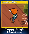 Happy Singh Mid Air