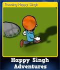 Running Happy Singh