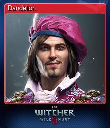 Dandelion (Trading Card)