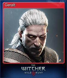 Geralt (Trading Card)