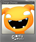 Orange Chompy