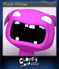 Purple Chompy