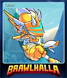 Orion (Trading Card)