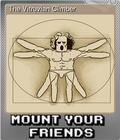 The Vitruvian Climber