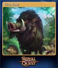 Elite Boar