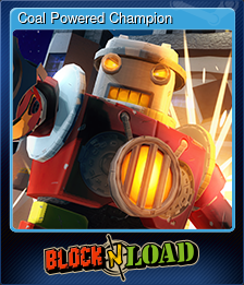 Coal Powered Champion