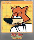 SPY FOX