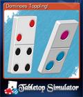 Dominoes Toppling!