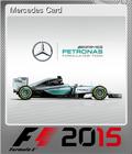 Mercedes Card