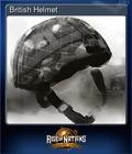 British Helmet