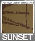 Folkways: Scottish Bagpipe Music