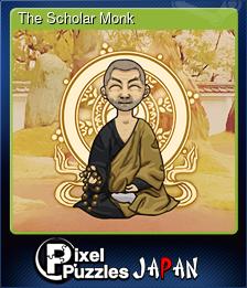 The Scholar Monk