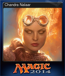Chandra Nalaar (Trading Card)