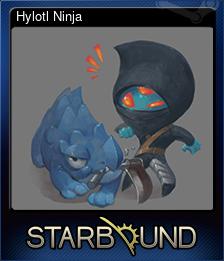 Hylotl Ninja