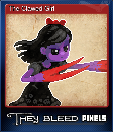 The Clawed Girl