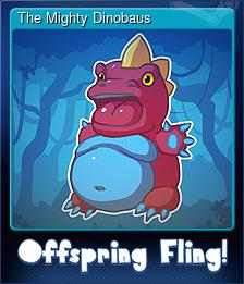 The Mighty Dinobaus