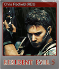 Chris Redfield (RE5)