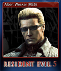 Albert Wesker (RE5)