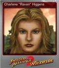 """Charlene """"Raven"""" Higgens"""