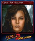 """Cyntia """"Fox"""" Guzzman"""