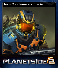 New Conglomerate Soldier