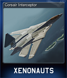 Corsair Interceptor