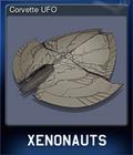 Corvette UFO
