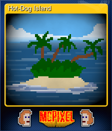 Hot-Dog Island
