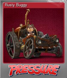 Rusty Buggy (Foil)