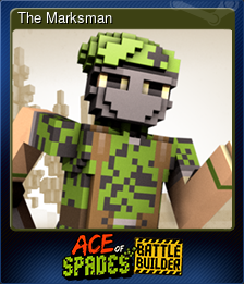 The Marksman (Trading Card)