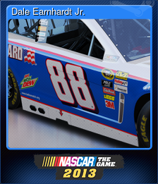 Dale Earnhardt Jr. (Trading Card)
