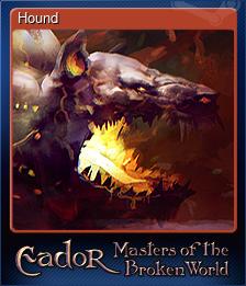 Hound (Trading Card)