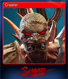 Crawler (Trading Card)
