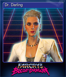 Dr. Darling (Trading Card)