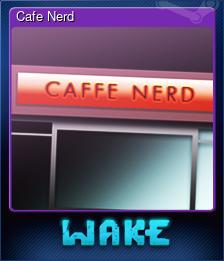 Cafe Nerd