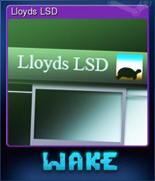 Lloyds LSD