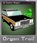 3D Station Wagon