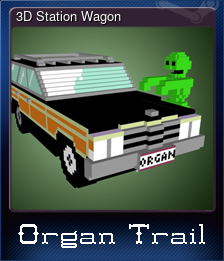 3D Station Wagon