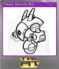 Heavy Security Bot