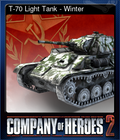T-70 Light Tank - Winter