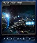 Kronos Under Siege