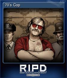 70's Cop